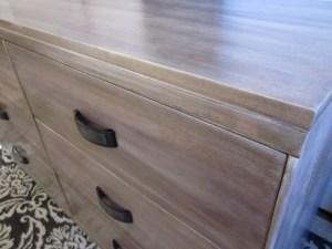 Restoration Hardware style 6-drawer dresser