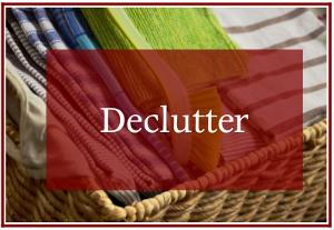 Declutter Home