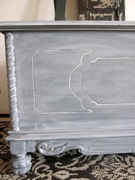lane blue gray cedar chest