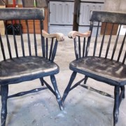 Saving a Pair of Captains Chairs