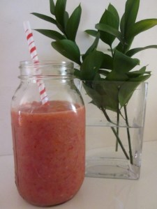 Fruit Vegetable Smoothie