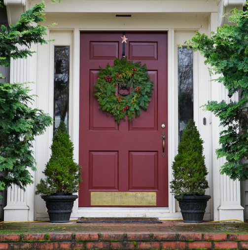Homes Have Been Featuring Sidelight Windows For Decades And New Homes Are  Still Being Designed With Them. Front Door