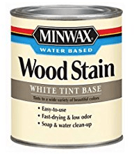 Minwax Water Based White Stain
