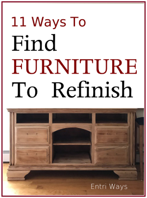 11 Ways to Find Furniture to Refinish 300x