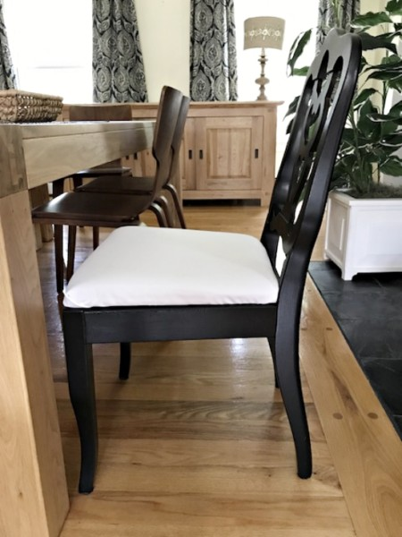 how to fix sagging dining chair