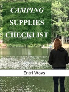 Complete Camping Supplies Checklist