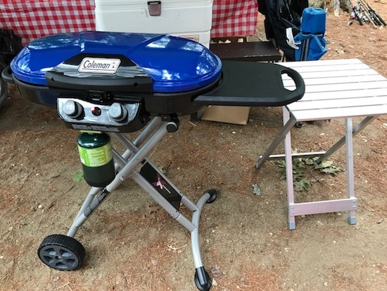 camping supplies list