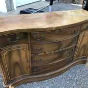 Furniture Find:  A Wavey Sideboard