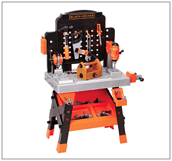 Gifts for Boys, Workbench