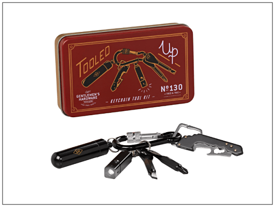 Gifts for Him, Key Chain Tool Kit