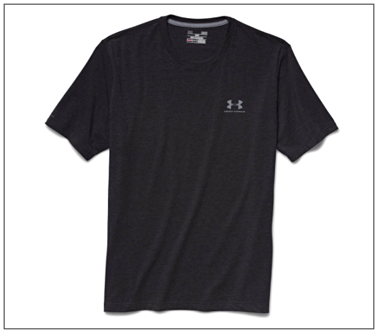 Gifts for Him, Men's UnderArmour Cotton T-Shirt