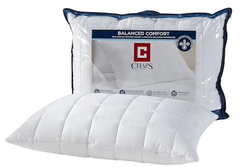 Chaps Home Balanced Comfort Pillow