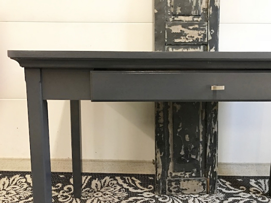 navy blue desk. Navy Blue Desk, Abyss Desk -