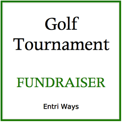School Fundraiser  |  Golf Tournament