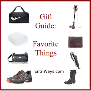 Gift Guide:  Our Favorite Things