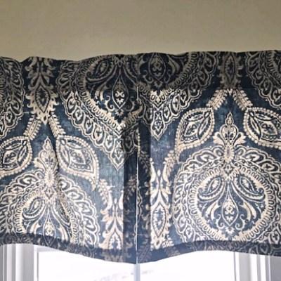 Curtains & Valances:  Budget Decorating