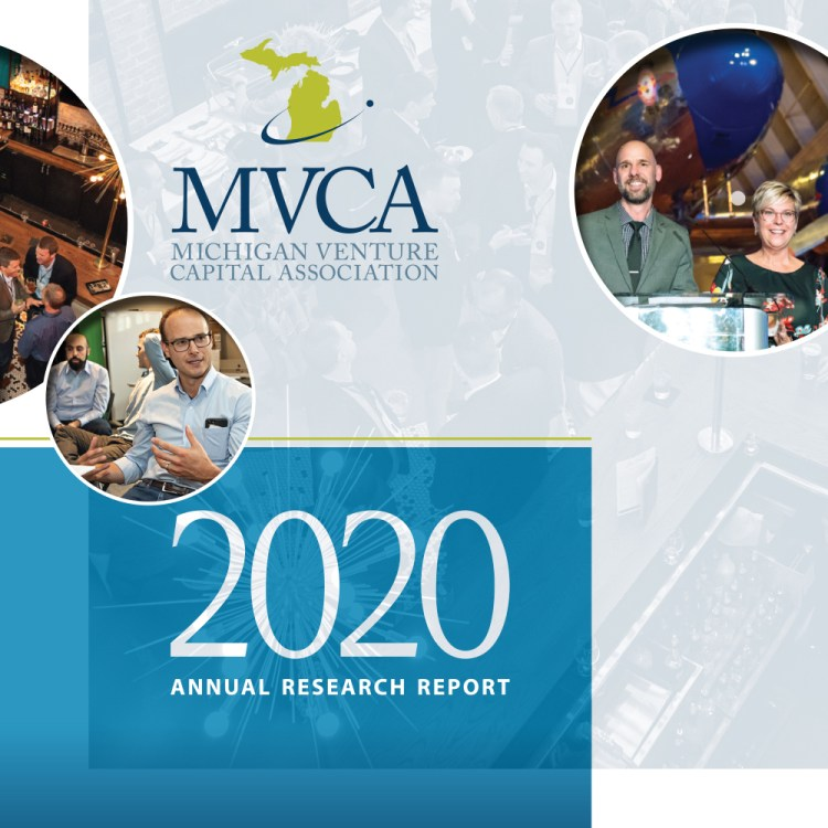 2020 MVCA Research Report cover - square
