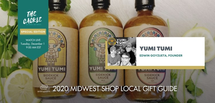 ENTRYPOINT 2020 MIDWEST LOCAL GIFT GIFT GUIDE - CACKLE EDITION - YUMI TUMI