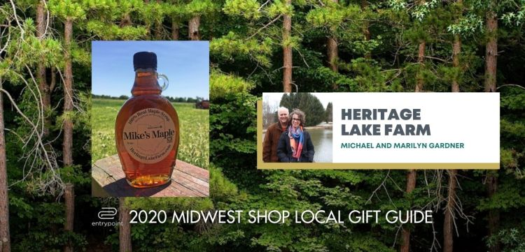 ENTRYPOINT 2020 MIDWEST LOCAL GIFT GIFT GUIDE FOR ADULTS - HERITAGE LAKE FARM