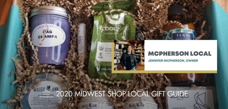 ENTRYPOINT 2020 MIDWEST LOCAL GIFT GIFT GUIDE FOR ADULTS - MCPHERSON LOCAL