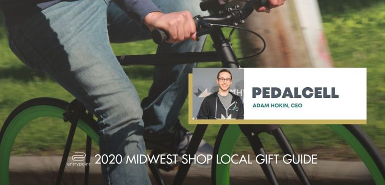 ENTRYPOINT 2020 MIDWEST LOCAL GIFT GIFT GUIDE FOR ADULTS - PEDALCELL