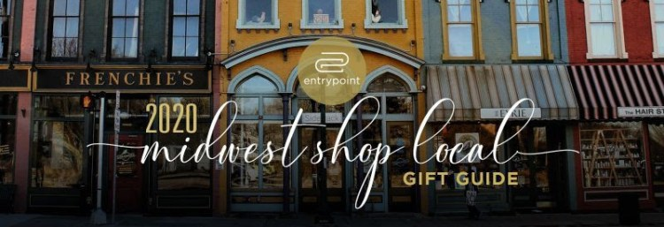 Cover image of the 2020 Midwest Shop Local Gift Guide