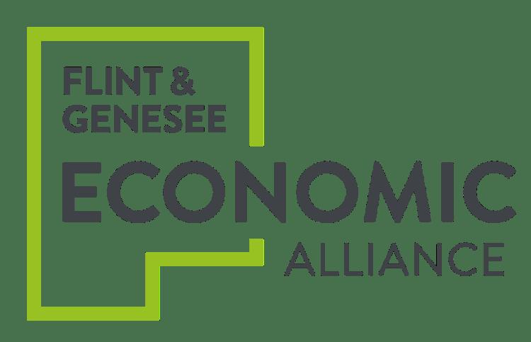 Flint Genesee Economic Alliance Logo