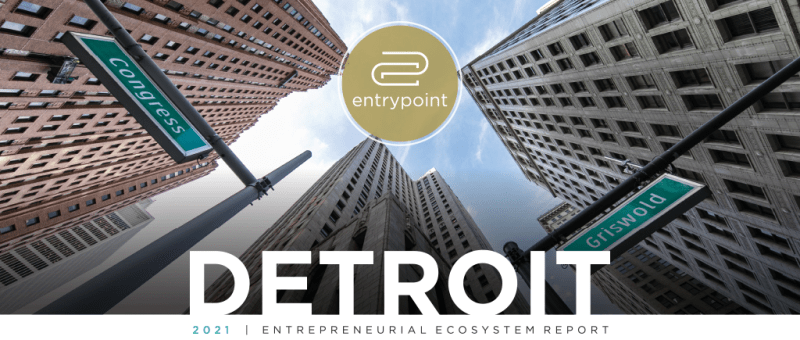 Twitter PNG - EntryPoint 2021 Detroit Entrepreneurial Ecosystem Report2