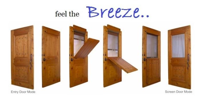 The Breeze Entryways