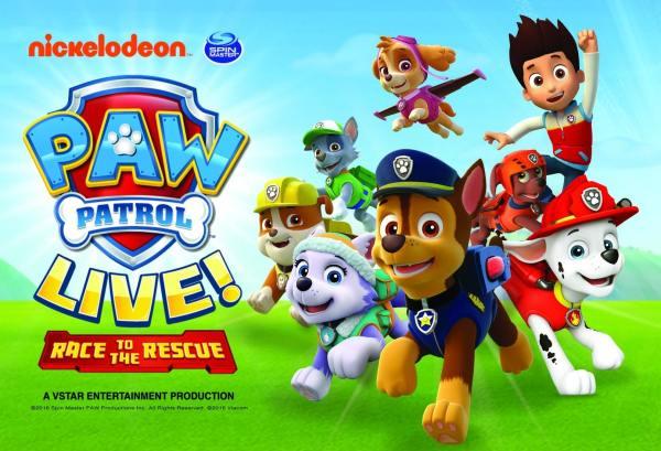 paw patrol # 3