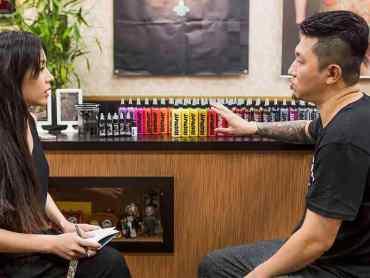 4位台灣資深刺青師給新手的建議及常用針型大公開