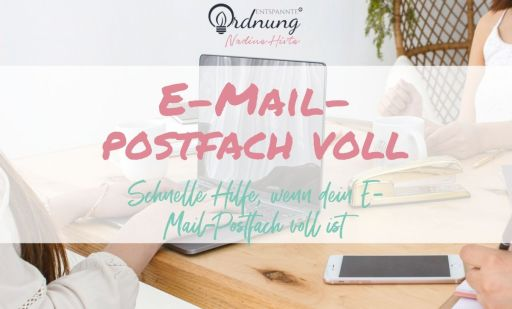 e mail postfach voll