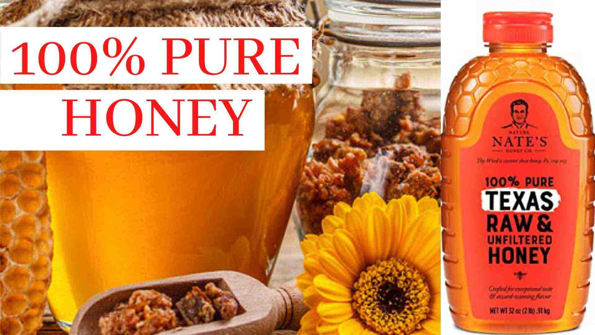 Nature Nate's Honey Review