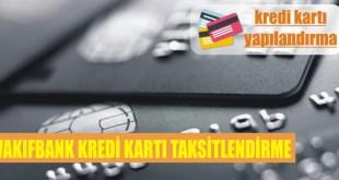 vakifbank kredi karti