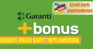 garanti kredi karti