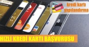 hizli kredi karti basvurusu yapma