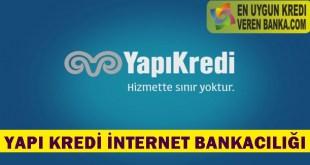 Yapı Kredi İnternet Bankacılığı