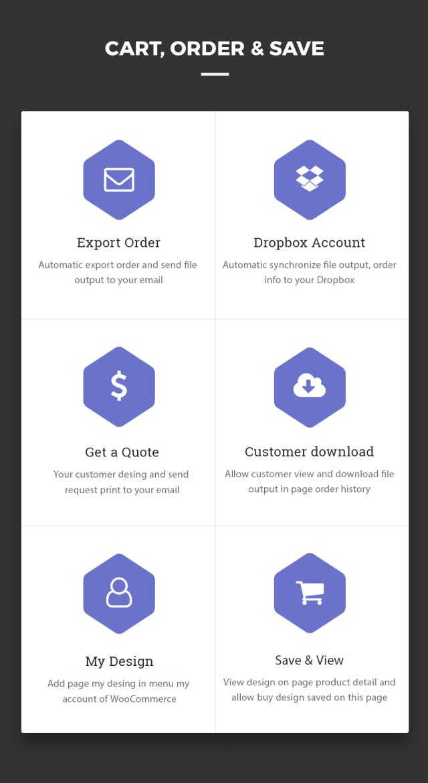 TShirt eCommerce Custom Product Designer for WooCommerce/WordPress   Opencart   Prestashop