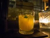 Gin punch på Candeur.