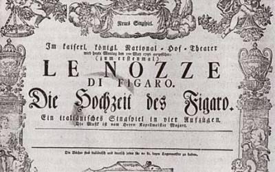 La voix et Les noces de Figaro