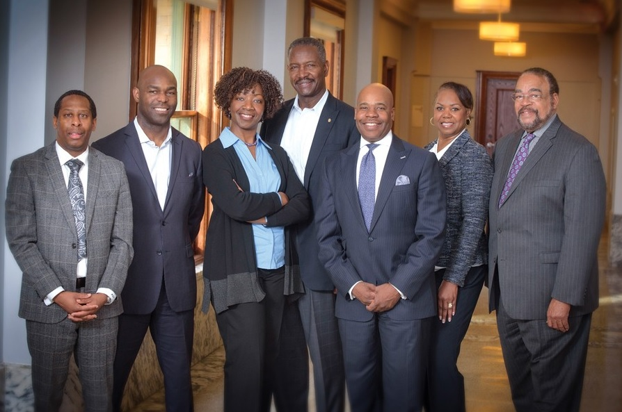 Team of African-American Advisers Making Great Strides