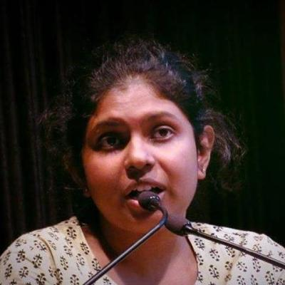 Sritama Chatterjee
