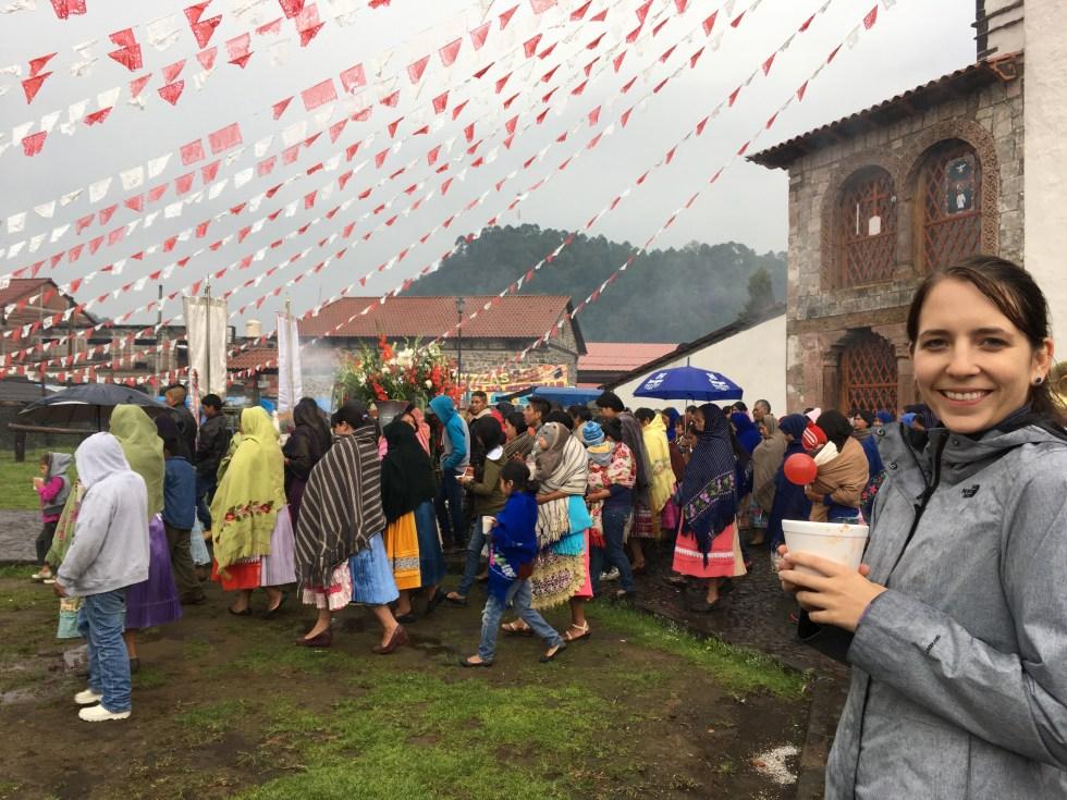 Soup at festival