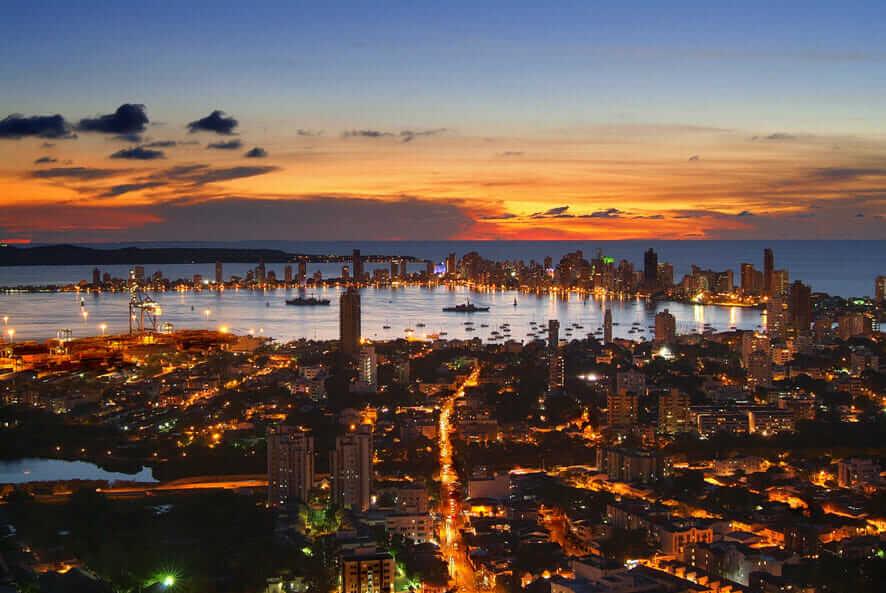 Sitios Turisticos de Cartagena de Indias Cerro de la Popa