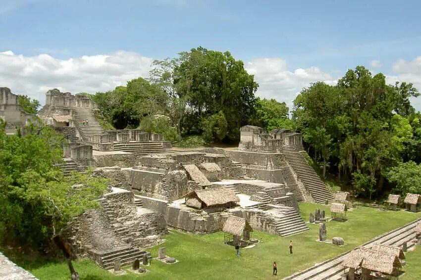 Sitios Arqueologicos de Latinoamerica Tikal