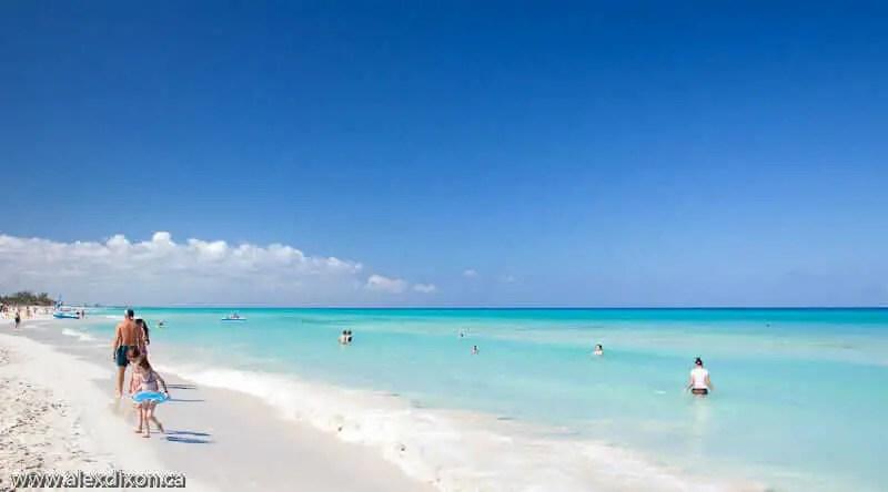 Mejores playas de Cuba Varadero