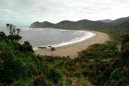 Mejores playas de Chile Cole Cole
