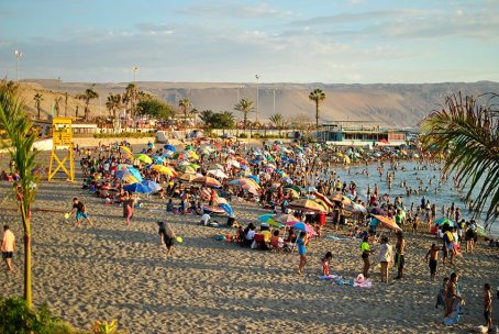Mejores playas de Chile Playa La Lisera