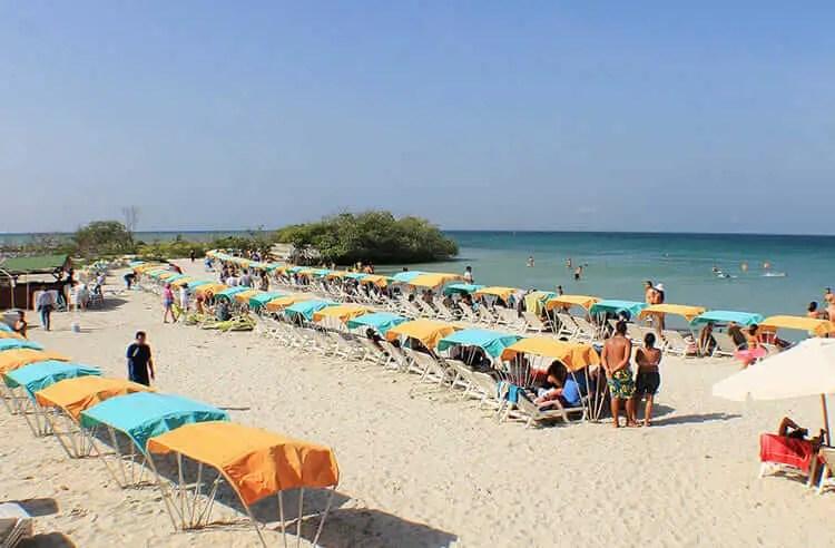 Playas de Margarita Playa Paraiso
