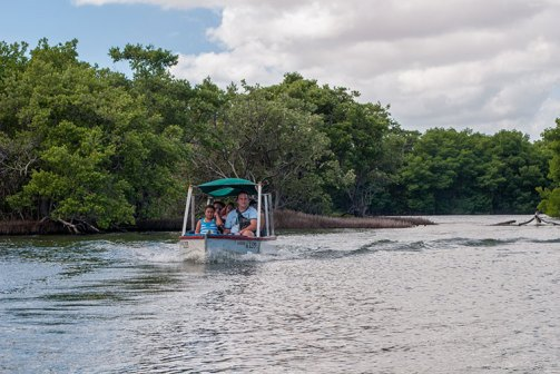 Sitios turisticos de Margarita La Restinga
